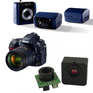Telecamere per imaging