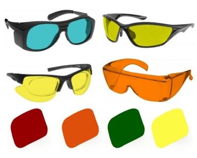 occhiali protezione